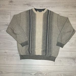 Vintage tosani dad sweater